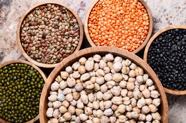 proteinas vegetais